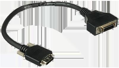 Avid Adapter DigiLink (F) to Mini-DigiLink (M)