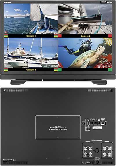 QVW-2410-3G / QVW-2410-HDI