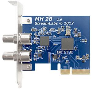 Stream MH2B
