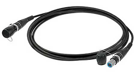 opticalCON QUAD 4-channel field cable